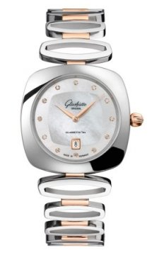 Glashutte Original Pavonina Quartz Ladies watch, model number - 1-03-01-08-06-14, discount price of £5,550.00 from The Watch Source
