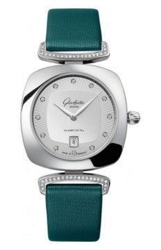 Glashutte Original Pavonina Quartz Ladies watch, model number - 1-03-01-10-12-02, discount price of £3,985.00 from The Watch Source