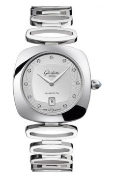 Glashutte Original Pavonina Quartz Ladies watch, model number - 1-03-01-10-12-14, discount price of £4,425.00 from The Watch Source