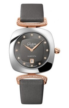 Glashutte Original Pavonina Quartz Ladies watch, model number - 1-03-01-25-06-02, discount price of £5,151.00 from The Watch Source