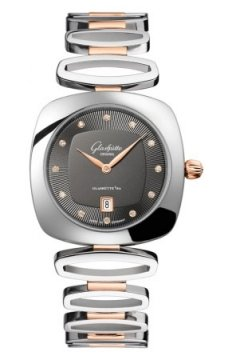 Glashutte Original Pavonina Quartz Ladies watch, model number - 1-03-01-25-06-14, discount price of £5,550.00 from The Watch Source