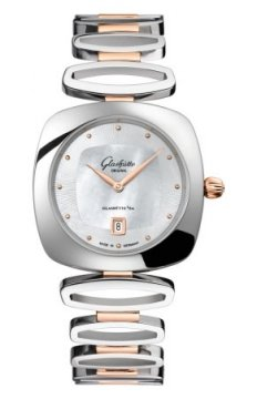 Glashutte Original Pavonina Quartz Ladies watch, model number - 1-03-01-26-06-14, discount price of £4,700.00 from The Watch Source