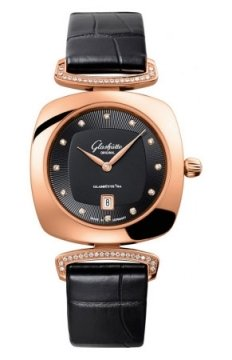 Glashutte Original Pavonina Quartz Ladies watch, model number - 1-03-01-28-05-02, discount price of £8,440.00 from The Watch Source