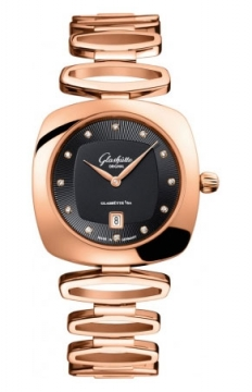 Glashutte Original Pavonina Quartz Ladies watch, model number - 1-03-01-28-05-14, discount price of £15,555.00 from The Watch Source