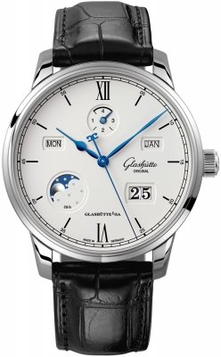 Glashutte Original Senator Excellence Perpetual Calendar 42mm 1-36-02-01-02-30 watch