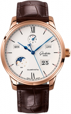 Glashutte Original Senator Excellence Perpetual Calendar 42mm 1-36-02-02-05-30 watch