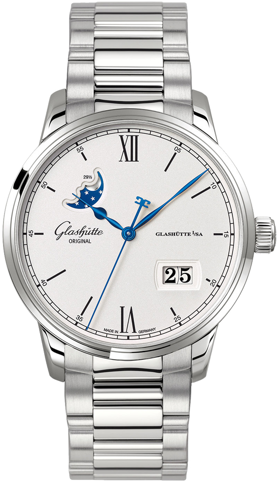 Glashutte Original Senator Excellence Panorama Date Moonphase 40mm 1-36-04-02-05-30 watch