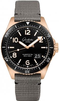 Glashutte Original SeaQ Panorama Date 43.2mm 1-36-13-03-90-34 watch
