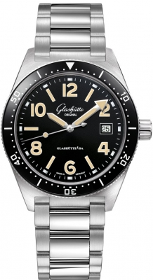 Glashutte Original SeaQ Automatic 39.5mm 1-39-11-06-80-70 watch