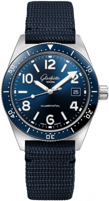 Glashutte Original SeaQ Automatic 39.5mm 1-39-11-09-81-34 watch