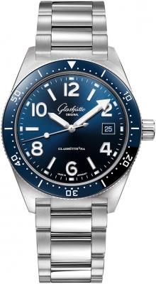 Glashutte Original SeaQ Automatic 39.5mm 1-39-11-09-81-70 watch