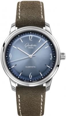 Buy this new Glashutte Original Senator Sixties  1-39-52-14-02-04 mens watch for the discount price of £5,015.00. UK Retailer.