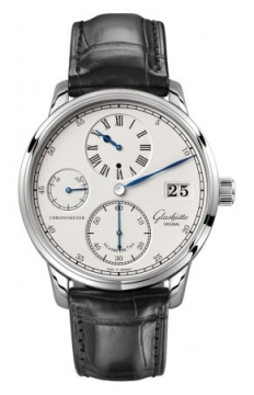 Glashutte Original Senator Chronometer Regulator Mens watch, model number - 1-58-04-04-04-04, discount price of £18,245.00 from The Watch Source