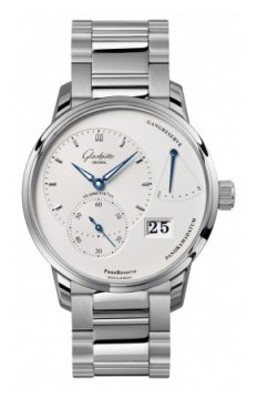 Glashutte Original PanoReserve Manual Wind 40mm Mens watch, model number - 1-65-01-22-12-24, discount price of £7,097.00 from The Watch Source