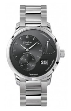 Buy this new Glashutte Original PanoReserve Manual Wind 40mm 1-65-01-23-12-24 mens watch for the discount price of £8,062.00. UK Retailer.