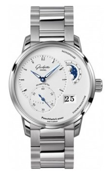 Glashutte Original PanoMaticLunar Mens watch, model number - 1-90-02-42-32-24, discount price of £6,970.00 from The Watch Source