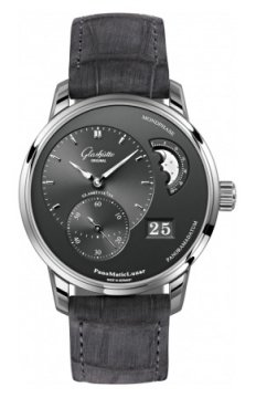 Glashutte Original PanoMaticLunar Mens watch, model number - 1-90-02-43-32-05, discount price of £6,105.00 from The Watch Source