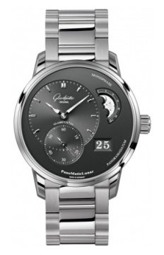 Glashutte Original PanoMaticLunar Mens watch, model number - 1-90-02-43-32-24, discount price of £6,970.00 from The Watch Source