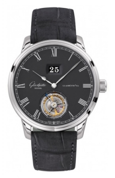 Glashutte Original Senator Tourbillon Mens watch, model number - 1-94-03-04-04-04, discount price of £66,130.00 from The Watch Source