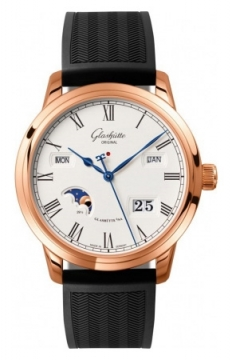 Glashutte Original Senator Perpetual Calendar Mens watch, model number - 100-02-22-05-04, discount price of £20,330.00 from The Watch Source