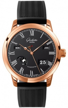 Glashutte Original Senator Perpetual Calendar Mens watch, model number - 100-02-25-05-04, discount price of £20,961.00 from The Watch Source