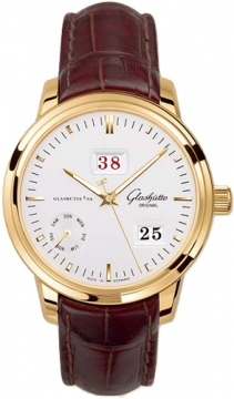Glashutte Original Senator Calendar Week Mens watch, model number - 100-05-11-01-04, discount price of £15,085.00 from The Watch Source