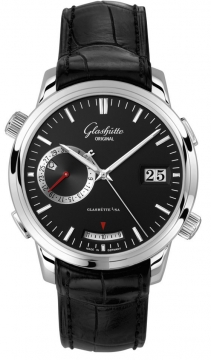 Glashutte Original Senator Diary Mens watch, model number - 100-13-02-02-04, discount price of £12,631.00 from The Watch Source