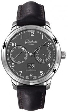 Glashutte Original Senator Observer Mens watch, model number - 100-14-02-02-05, discount price of £6,774.00 from The Watch Source