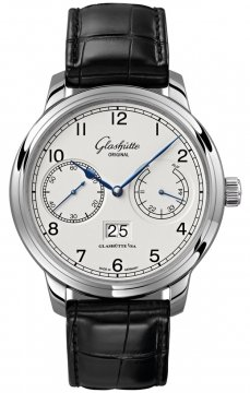 Glashutte Original Senator Observer Mens watch, model number - 100-14-05-02-04, discount price of £6,535.00 from The Watch Source