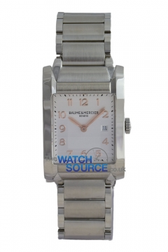 Baume & Mercier Hampton Ladies watch, model number - 10020, discount price of £1,555.00 from The Watch Source