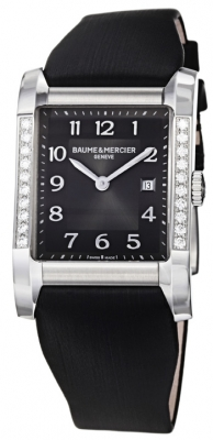 Buy this new Baume & Mercier Hampton Ladies 10022 ladies watch for the discount price of £2,932.00. UK Retailer.