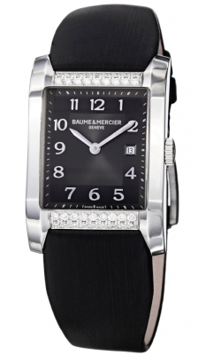 Buy this new Baume & Mercier Hampton Ladies 10024 ladies watch for the discount price of £3,600.00. UK Retailer.