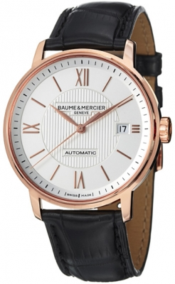 Buy this new Baume & Mercier Classima Automatic 39mm 10037 mens watch for the discount price of £3,825.00. UK Retailer.