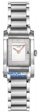 Baume & Mercier Hampton Ladies watch, model number - 10049, discount price of £1,550.00 from The Watch Source