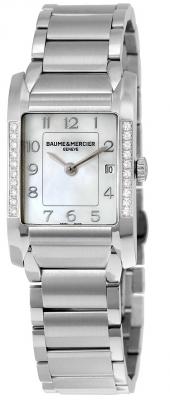 Buy this new Baume & Mercier Hampton Ladies 10051 ladies watch for the discount price of £2,975.00. UK Retailer.