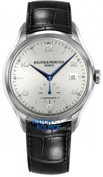 Buy this new Baume & Mercier Clifton Small Seconds Automatic 41mm 10052 mens watch for the discount price of £1,997.00. UK Retailer.
