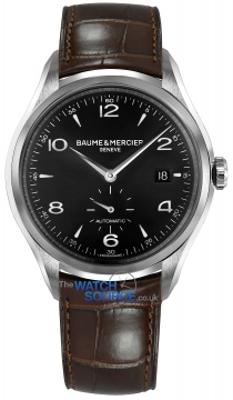 Baume & Mercier Clifton Small Seconds Automatic 41mm Mens watch, model number - 10053, discount price of £1,835.00 from The Watch Source