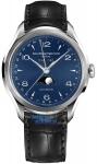 Baume & Mercier Clifton Complete Calendar Moonphase 43mm 10057 watch