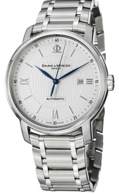 Buy this new Baume & Mercier Classima Automatic 42mm 10085 mens watch for the discount price of £1,827.00. UK Retailer.