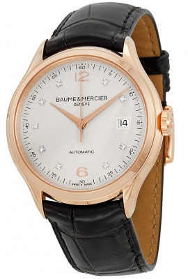 Buy this new Baume & Mercier Clifton Automatic 39mm 10104 mens watch for the discount price of £4,972.00. UK Retailer.