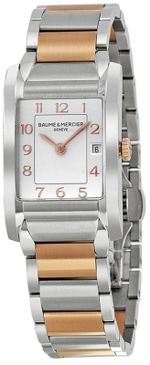 Buy this new Baume & Mercier Hampton Ladies 10108 ladies watch for the discount price of £2,635.00. UK Retailer.