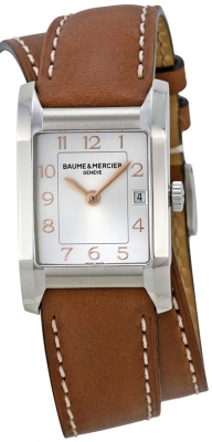 Buy this new Baume & Mercier Hampton Ladies 10110 ladies watch for the discount price of £1,402.00. UK Retailer.