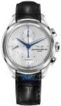 Baume & Mercier Clifton Chronograph Day Date 10123 watch