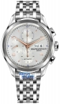 Baume & Mercier Clifton Chronograph Day Date 10130 watch