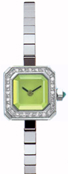 Buy this new Corum Sugar Cube 10140.296010 ladies watch for the discount price of £1,170.00. UK Retailer.