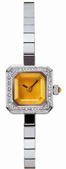 Buy this new Corum Sugar Cube 10140.606010 ladies watch for the discount price of £900.00. UK Retailer.
