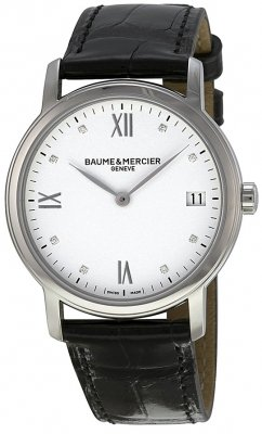 Buy this new Baume & Mercier Classima Quartz 33mm 10146 ladies watch for the discount price of £1,147.00. UK Retailer.