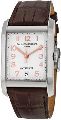 Buy this new Baume & Mercier Hampton Mens 10156 mens watch for the discount price of £1,691.00. UK Retailer.