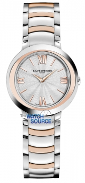 Buy this new Baume & Mercier Promesse Quartz 30mm 10159 ladies watch for the discount price of £2,541.00. UK Retailer.