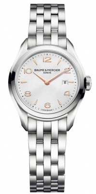 Buy this new Baume & Mercier Clifton Quartz 30mm 10175 ladies watch for the discount price of £1,521.00. UK Retailer.